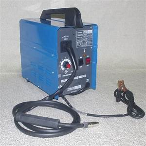 Chicago Electric Mig 100 Welding 110v 90 Amp Flux Wire