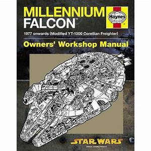 Shop Manual For The Millennium Falcon
