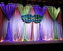 Beautiful Stage Decoration Ideas For Different School Functions Background