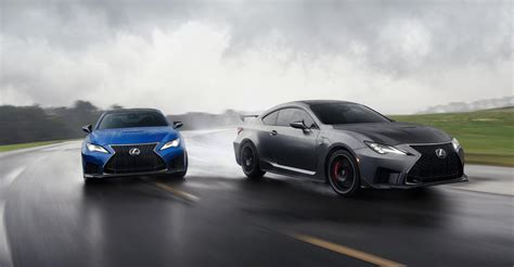 2020 Lexus Rc F Track Edition 0 60 by Introducing The Lexus Rc F Track Edition Updated 2020 Rc