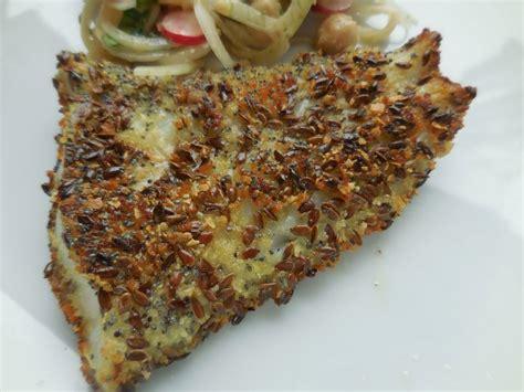 recette cuisine poisson cuisine facile com poisson en croute de graines