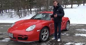 Porsche Cayman S 2006 : review 2006 porsche cayman s youtube ~ Medecine-chirurgie-esthetiques.com Avis de Voitures