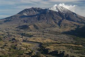 Mount St. Helens - Welcome!