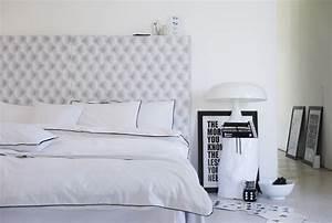 Inspiración: dormitorio en blanco