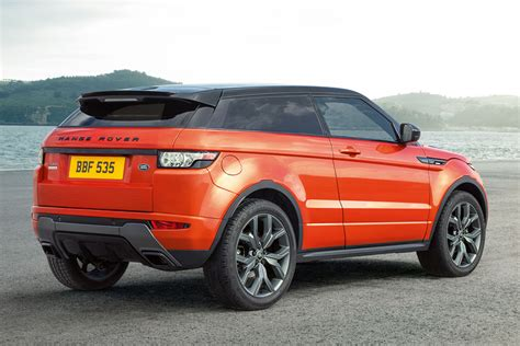 Land Rover Range Rover Evoque Picture by Land Rover Range Rover Evoque Coupe 2013 Pictures Land