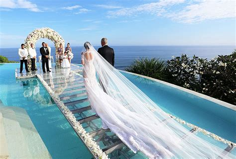 dreamiest wedding locations  bali