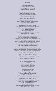 Bon Jovi Shot Through The Heart Great Song Much