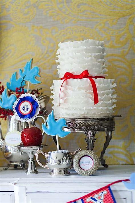karas party ideas snow white princess birthday party