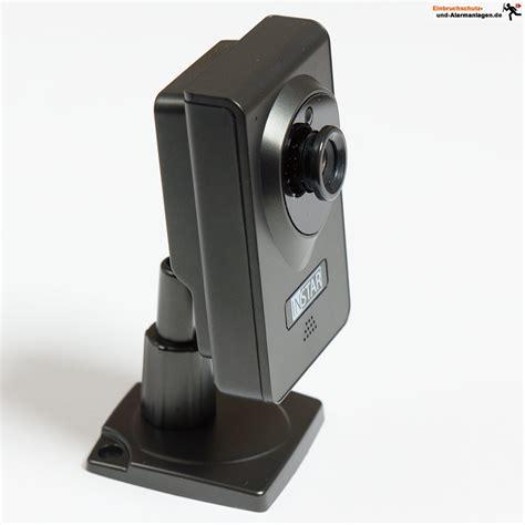 Videoüberwachung WLAN Kamera Instar IN6001 HD im Test