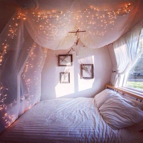 lights bedroom white room inspiration