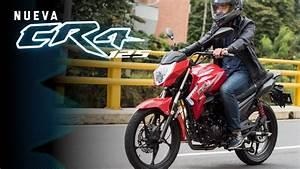 Caracter U00edsticas De La Moto Cr4 125