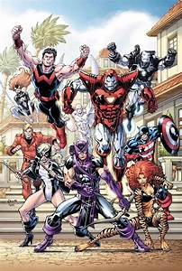 West, Coast, Avengers, By, Todd, Nauck, 2018