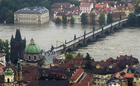 Inundaciones Adversas En Europa Central Y Cambio Climático