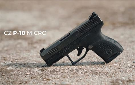 cz usa shows   cz p   micro compact pistol attackcopter
