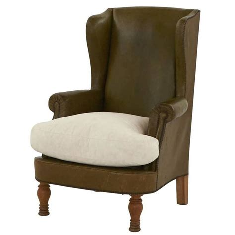 vintage 1940s wing chair for sale at 1stdibs