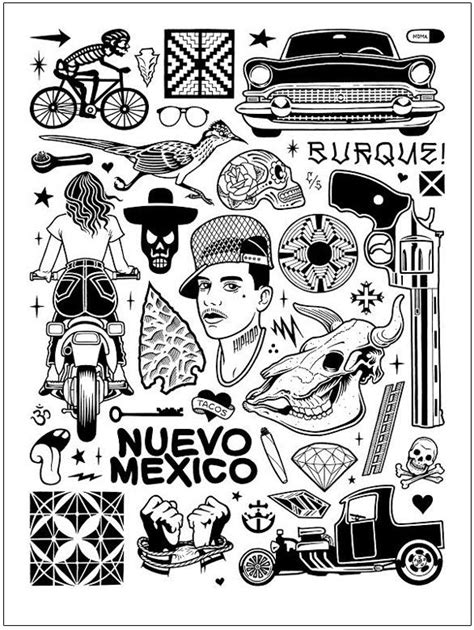 Mike Giant | Black Book Gallery | Mike giant, Tattoo sketches, Tattoo flash sheet