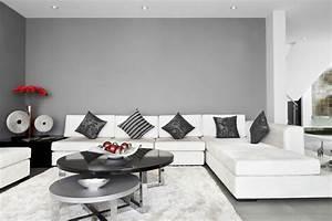 Salón minimalista de tonos grises Fotos para que te inspires 3Presupuestos