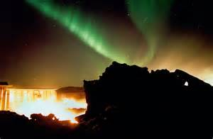 Light Northern Blue Lagoon Iceland