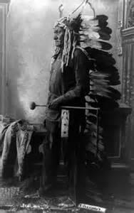 American Indian Sitting Bull