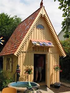 Gartenhaus Hexenhaus Kaufen : gartenh user von wachter holz fensterbau wintergarten gartenhaus carport oder ~ Whattoseeinmadrid.com Haus und Dekorationen