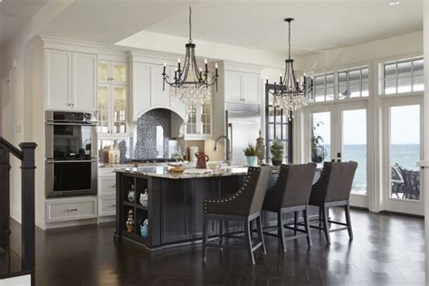 lakeside kitchen design designs by santy boutique custom homes and 3628
