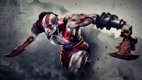god  war  warrior  amv youtube