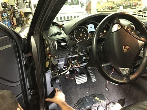 porsche cayenne remote car starter  bluetooth car