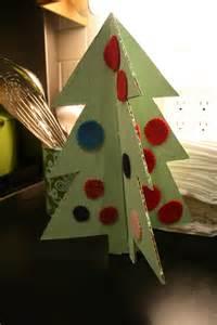 Christmas Tree Crafts Kids