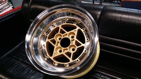 Hayashi Racing Is (maybe) Bringing Back The Bomber Wheel