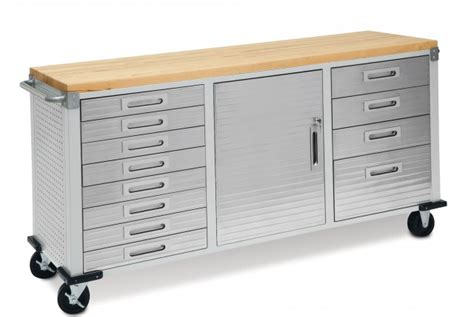 metal workbench  drawers home design ideas