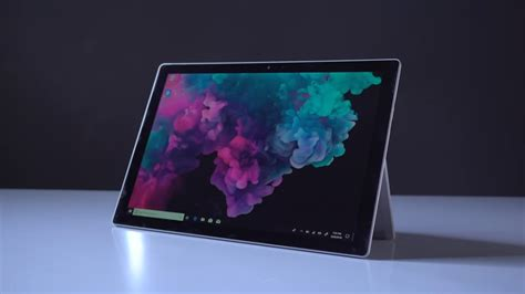 microsoft surface pro 6 leaked ahead launch shows device from all angles technology news