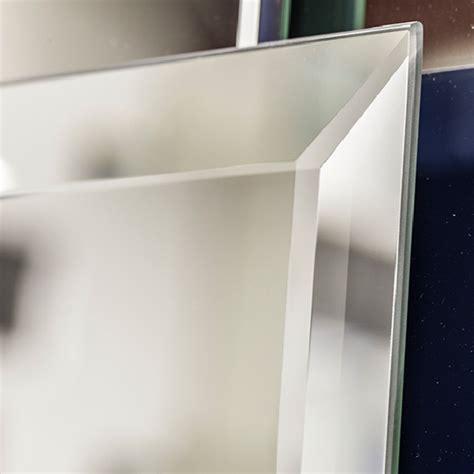 largeur porte chambre miroir argenté 6 mm