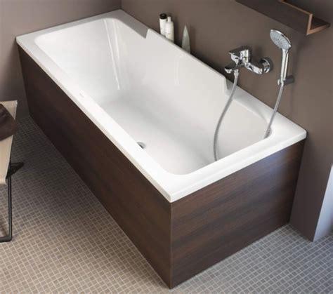 duravit durastyle   mm bath  left slope