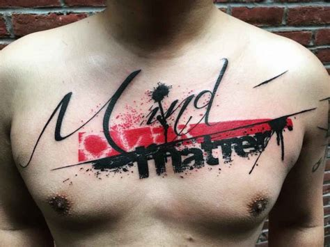 Mind Over Matter Tattoos mind matter tattoo trash polka  tattoo ideas gallery 728 x 546 · jpeg