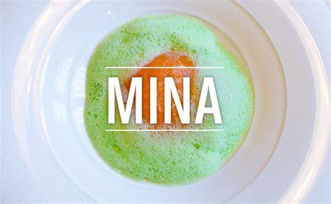 mina cuisine mina 90plus restaurants the 39 s best restaurants