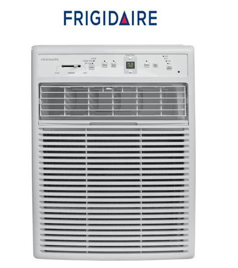 ffrss frigidairebtu window mounted slider casement air conditioner