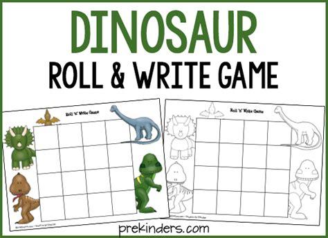 Dinosaurs Theme - PreKinders
