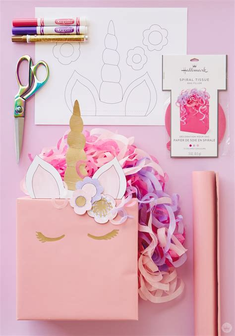 Cute Kids T Wrap Ideas Turn Presents Into Animals With