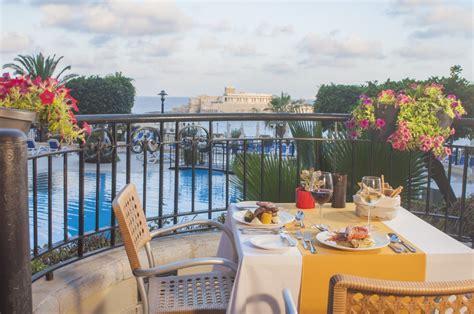 aldo bay terrace fra martino restaurant malta card dining