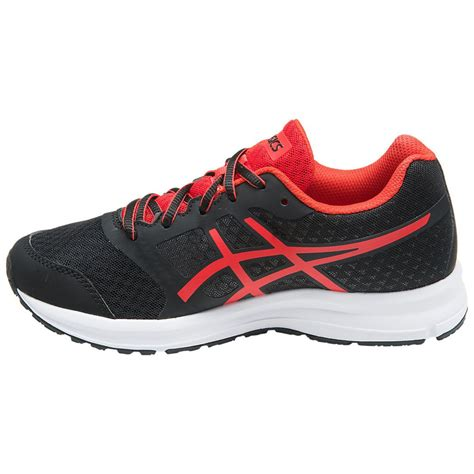 Asics GelPatriot 9 GS Boys Running Shoes Sweatbandcom