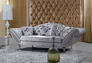 Sofa Chesterfield Style : chesterfield antique fabric sofa 3 seater chesterfield ~ Watch28wear.com Haus und Dekorationen