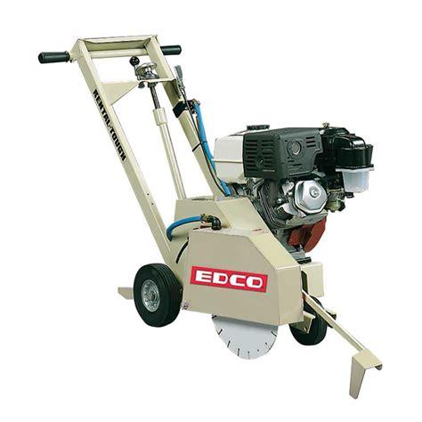 edco sb 14 14 quot manual upcut saw contractors direct