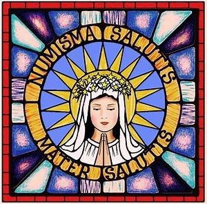 Medal Of Salvation And The Seal Of The Living God  U2013 Mother