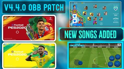 The tournament concludes with the uefa euro 2021 final at wembley stadium in london. UEFA EURO 2021 OBB PATCH PES 2020 MOBILE - New Startscreen ...