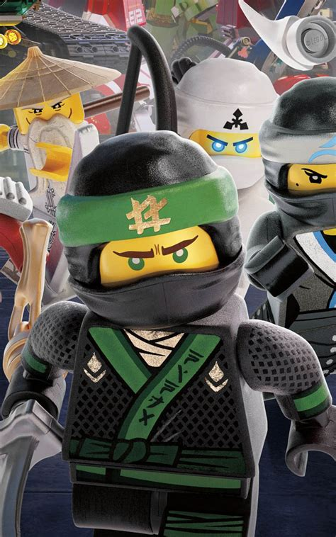 Download hd wallpapers tagged with ninjago from page 1 of hdwallpapers.in in hd, 4k resolutions. Ninja Warriors In The Lego Ninjago Free 4K Ultra HD Mobile Wallpaper