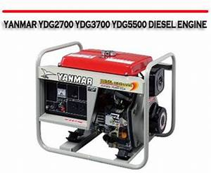 Yanmar Manual  U2013 Best Repair Manual Download