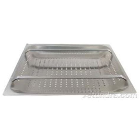 commercial kitchen sink strainer fmp 102 1151 20 quot x 20 quot x 4 quot pre rinse sink basket