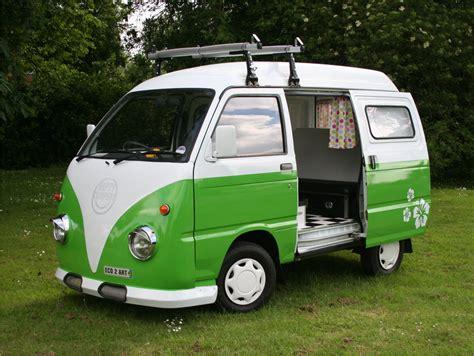 hijet based happy camper vans  sale daihatsu drivers