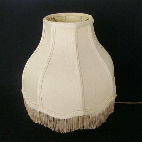 HomeOfficeDecoration   Antique lamp shades with fringe