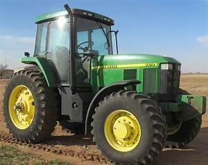 John Deere 7610  7710  7810 2wd Or Mfwd Tractors Service